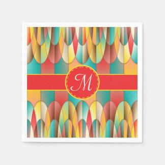 Superb colors paper napkin