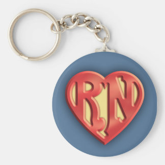 Superb RN IV Key Chains