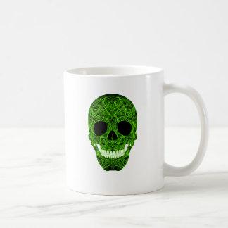 Superb Sugar Skull Dia De Los Muertos Day of the D Coffee Mug