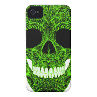 Superb Sugar Skull Dia De Los Muertos Day of the D iPhone 4 Cover