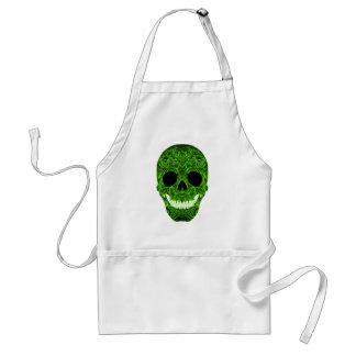 Superb Sugar Skull Dia De Los Muertos Day of the D Standard Apron
