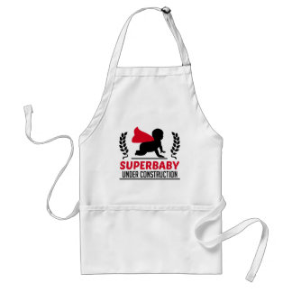 superbaby under construction standard apron