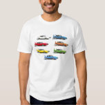 Superbird Colours Shirts