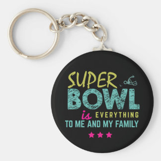 superbowl keychain