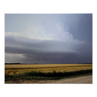 Supercell Structure Print