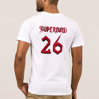 SUPERDAD26 T-Shirt