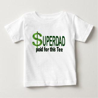 Superdad kids baby T-Shirt
