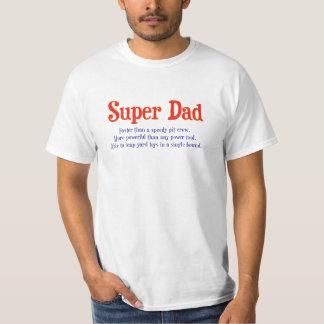 Superdad men's t-shirt