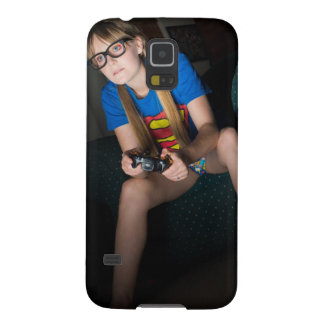 SuperGamerGirl Case For Galaxy S5