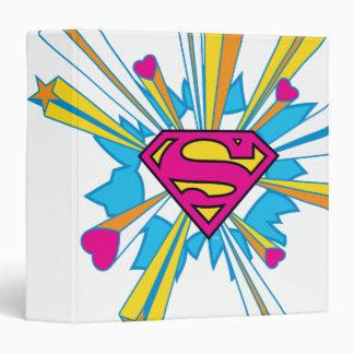 Supergirl Binder
