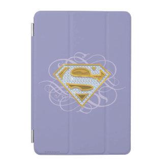 Supergirl Blue Jewels 2 iPad Mini Cover