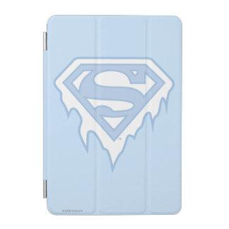 Supergirl Blue Logo iPad Mini Cover