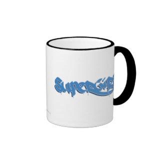 Supergirl Blue Logo Mugs