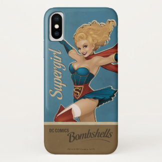 Supergirl Bombshell Case-Mate iPhone Case