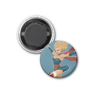Supergirl Bombshell Magnets