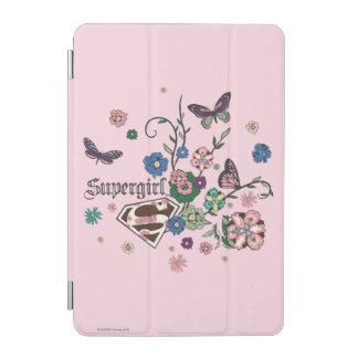 Supergirl Butterflies iPad Mini Cover