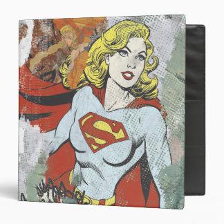 Supergirl Comic Capers 2 Vinyl Binder