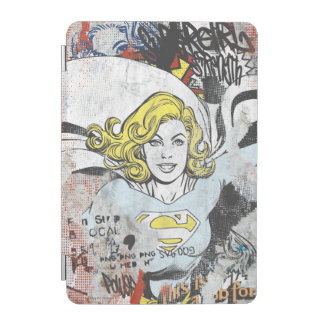Supergirl Comic Capers 3 iPad Mini Cover