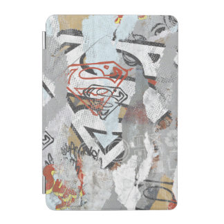 Supergirl Comic Capers Pattern 1 iPad Mini Cover