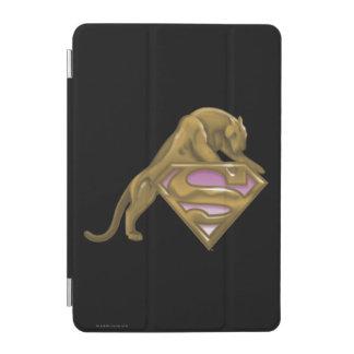 Supergirl Golden Cat iPad Mini Cover