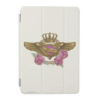Supergirl Golden Wings iPad Mini Cover