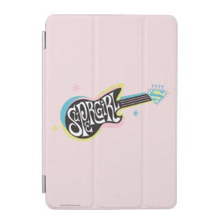 Supergirl Guitar iPad Mini Cover