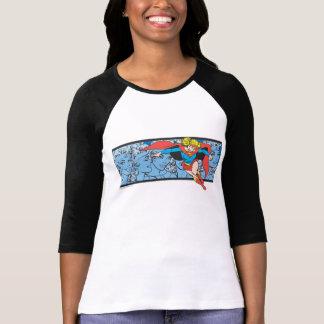 Supergirl Head Shots Tee Shirts