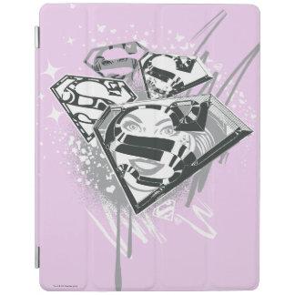 Supergirl Keep it Fresh 1 iPad Cover