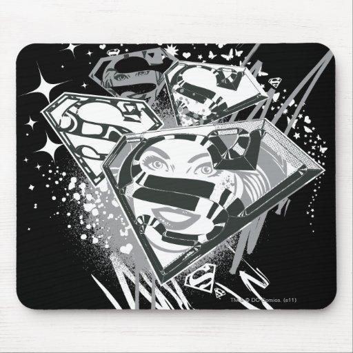 Supergirl Keep it Fresh 1 Mousepad