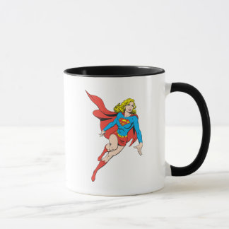 Supergirl on the Move Mug