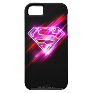 Supergirl Pink iPhone 5 Cover