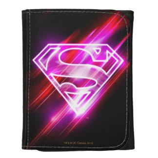 Supergirl Pink Wallets