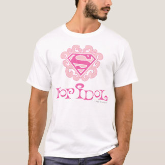 Supergirl Pop Idol T-Shirt