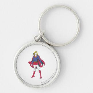 Supergirl Pose 2 Key Chain