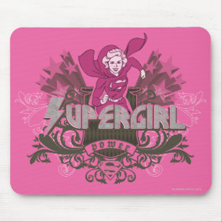 Supergirl Power 2 Mouse Pads