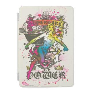 Supergirl Power iPad Mini Cover