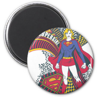 Supergirl Random World 1 Magnet