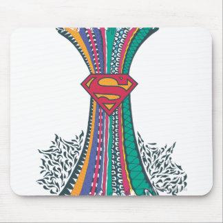 Supergirl Random World 4 Mouse Pad