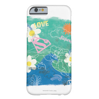 Supergirl Share the Spirit & Love Barely There iPhone 6 Case