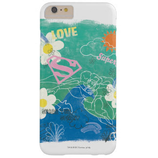 Supergirl Share the Spirit & Love Barely There iPhone 6 Plus Case
