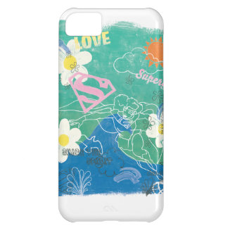 Supergirl Share the Spirit & Love Cover For iPhone 5C