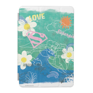 Supergirl Share the Spirit & Love iPad Mini Cover
