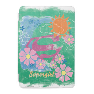 Supergirl Sun and Love iPad Mini Cover