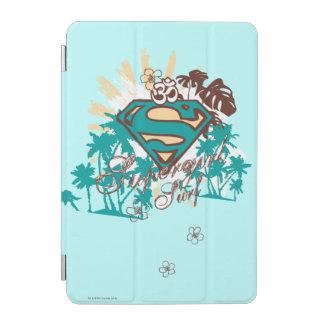 Supergirl Surf iPad Mini Cover