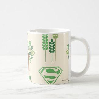 Supergirl Trees Coffee Mug
