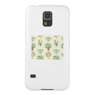 Supergirl Trees Galaxy S5 Covers