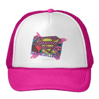 Supergirl X Trucker Hat