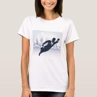 Superhero Business Man T-Shirt