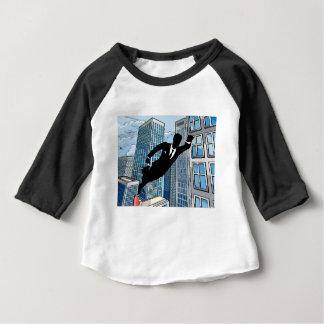 Superhero Businessman Baby T-Shirt