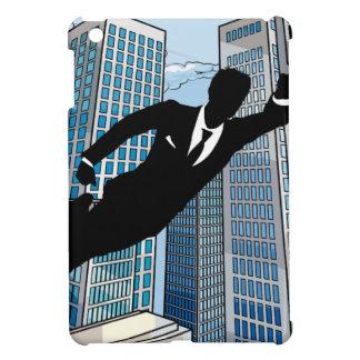 Superhero Businessman iPad Mini Cases